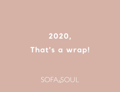 2020, That's a Wrap!